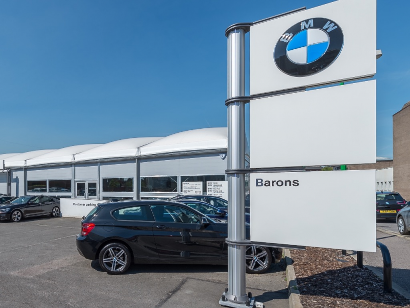 da07e1a60885d0 Barons BMW Kentish Town Car Dealer Reviews