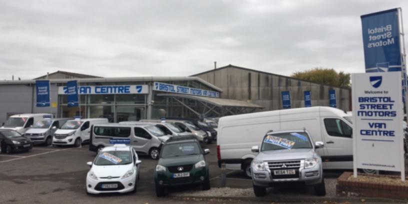 e44c3e37aa Bristol Street Exeter Van Centre Car Dealer Reviews
