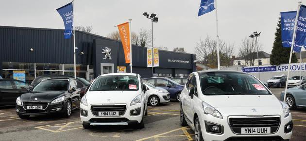 bristol street peugeot chesterfield car dealer reviews   bristol