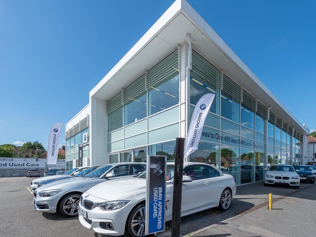 991c42b1031e18 Barons BMW Watford Car Dealer Reviews