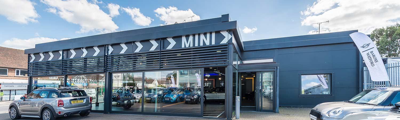 d023d143c7c2e5 Barons MINI Watford Car Dealer Reviews