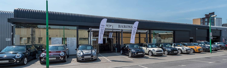 ddf73688789c83 Barons MINI Kentish Town Car Dealer Reviews