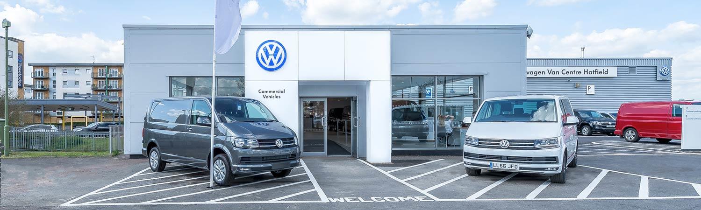 84c1cf8ff2 Volkswagen Van Centre Hatfield Car Dealer Reviews