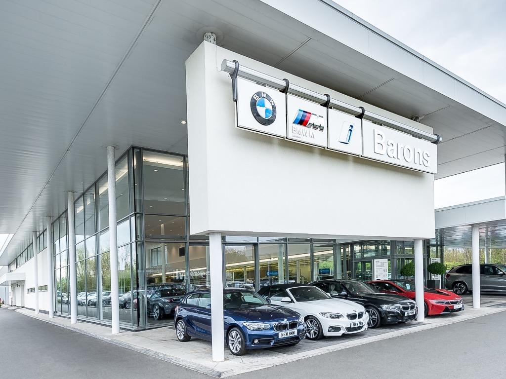 4e7239527bed5f Barons BMW Cambridge Car Dealer Reviews