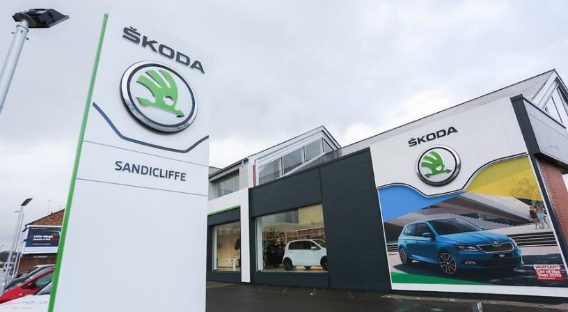 Rapid City Car Dealerships >> Sandicliffe Daybrook Skoda Car Dealer Reviews | Sandicliffe Daybrook Skoda Reviews ...