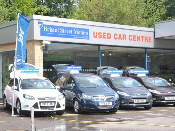 Used Car Dealer Stroud